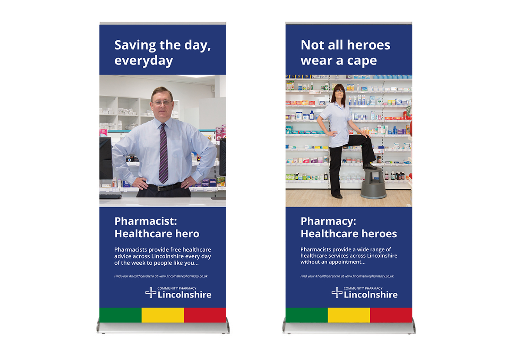 DOSE Community Pharmacy Lincolnshire Banner Up