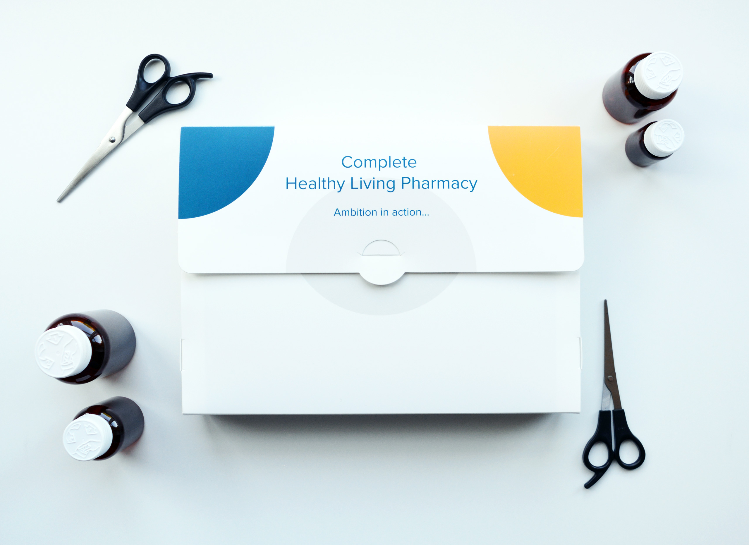 DOSE Design and Marketing Pharmacy Complete Folder