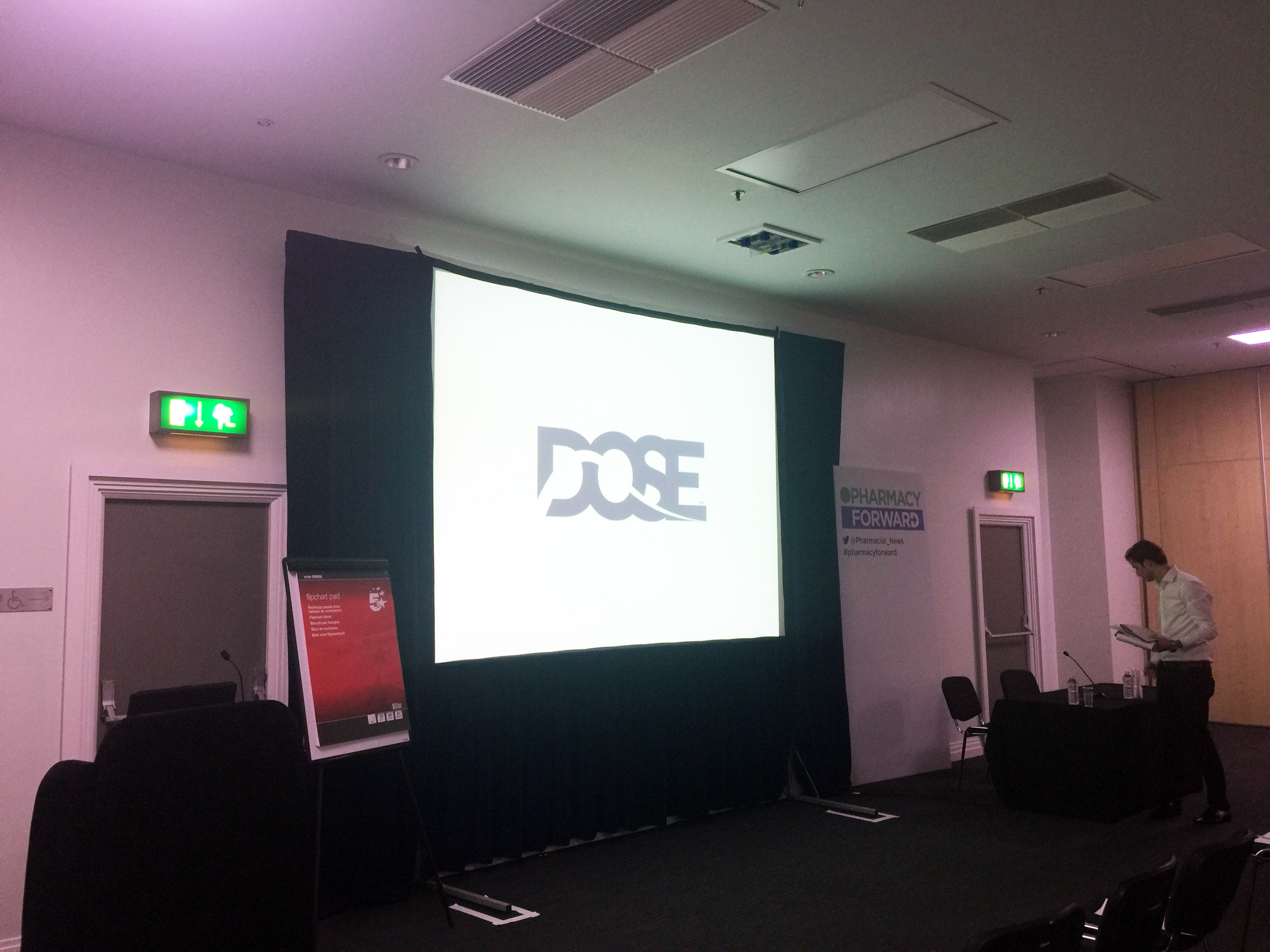 DOSE Design and Marketing Pharmacy Forward Presentation