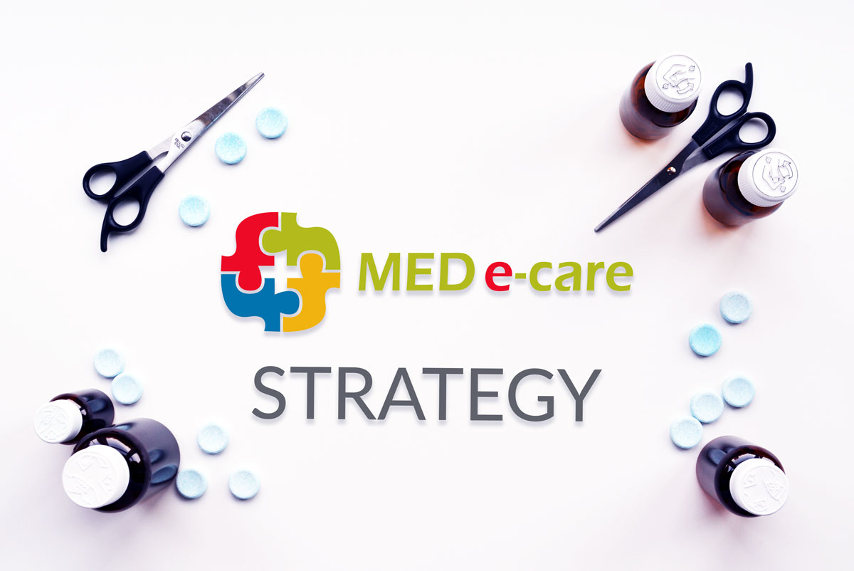 DOSE Design and Marketing MED E-care Campaign Strategy