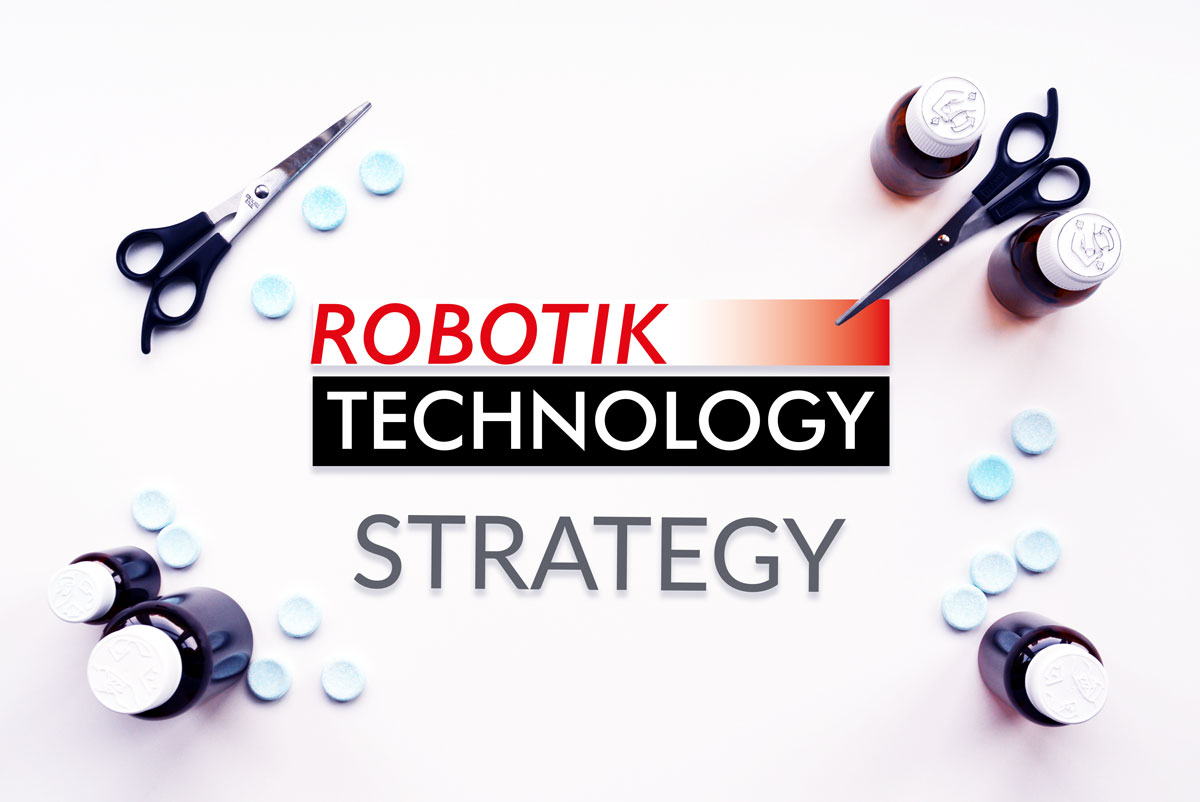 DOSE Design and Marketing Robotik Technology UK Digital Marketing Campaign Strategy