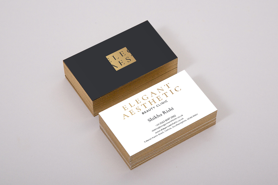 DOSE_Design_and_Marketing_Elegant_Aesthetic_Business_Card