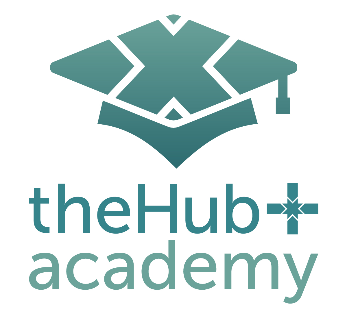 DOSE Design and Marketing the Hub pharmacy academy logotype