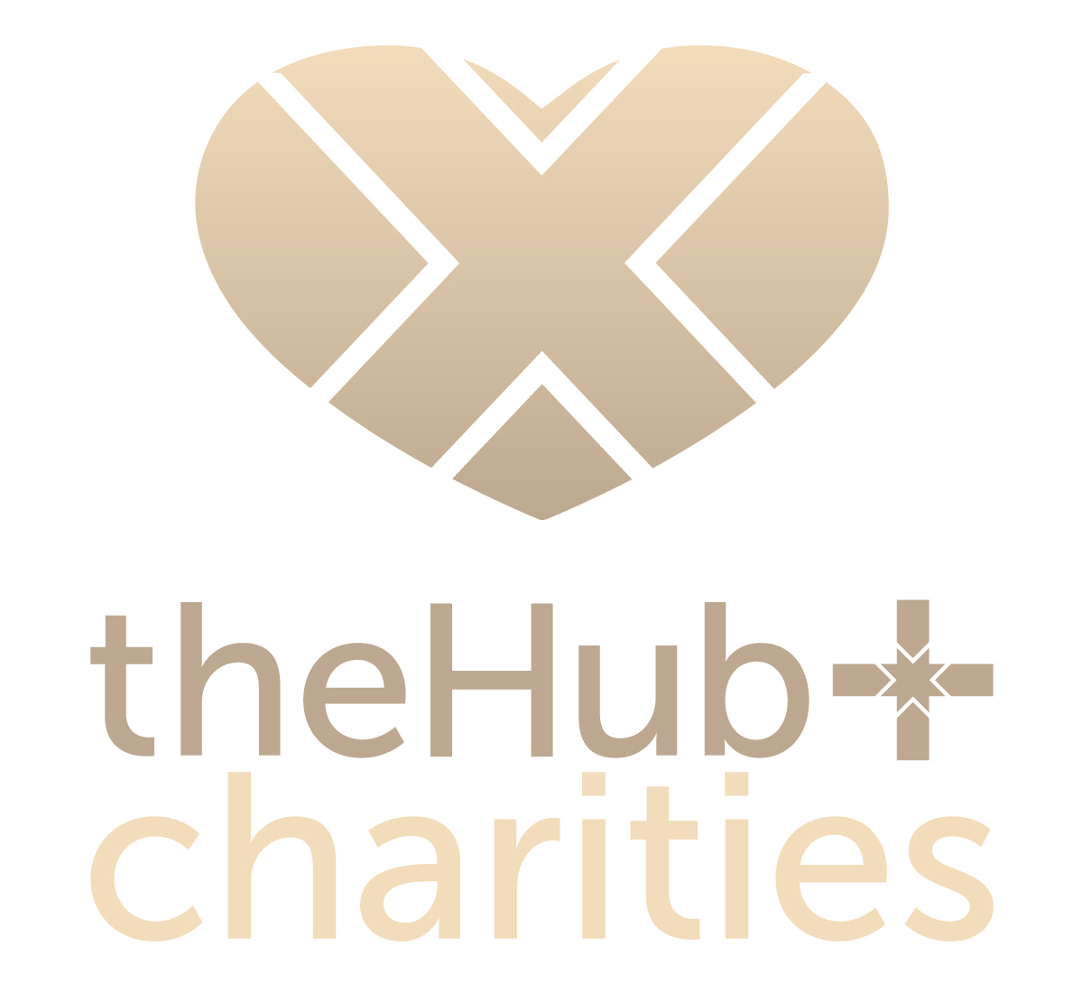 DOSE Design and Marketing the Hub pharmacy charities logotype